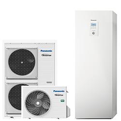 Panasonic Aquarea High Performance All-in-One Warmtepomp
