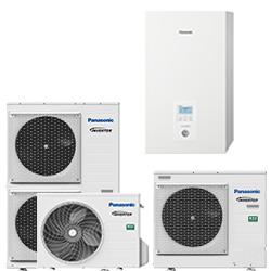 Panasonic Aquarea High Performance Bi-Bloc Warmtepomp