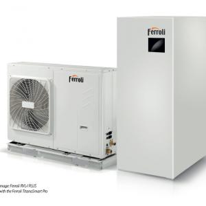 Ferroli RVL-I PLUS met TitanoSmart Pro
