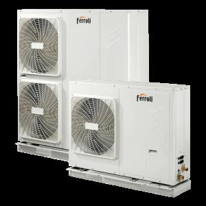 Ferroli RVL-I PLUS Monobloc Warmtepomp